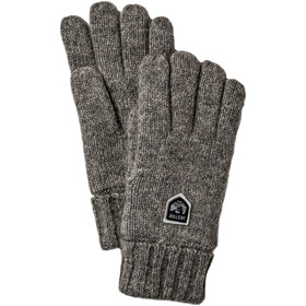 Hestra Basic Wool Gants, charocoal